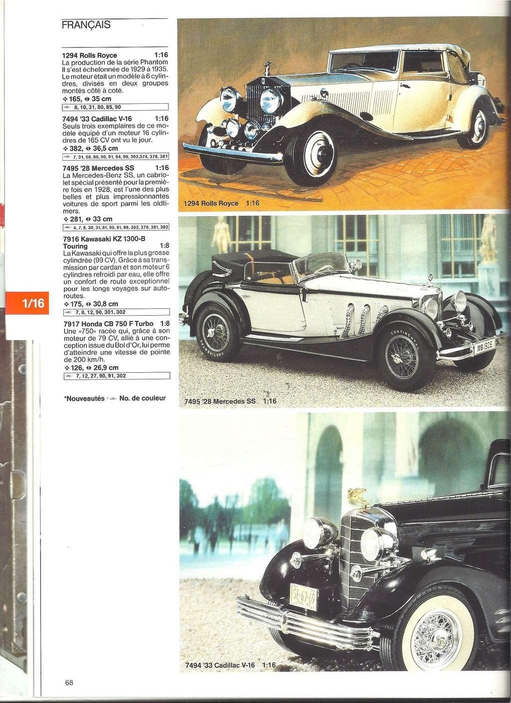 1984 - [REVELL 1984] Catalogue 1984  Revel188