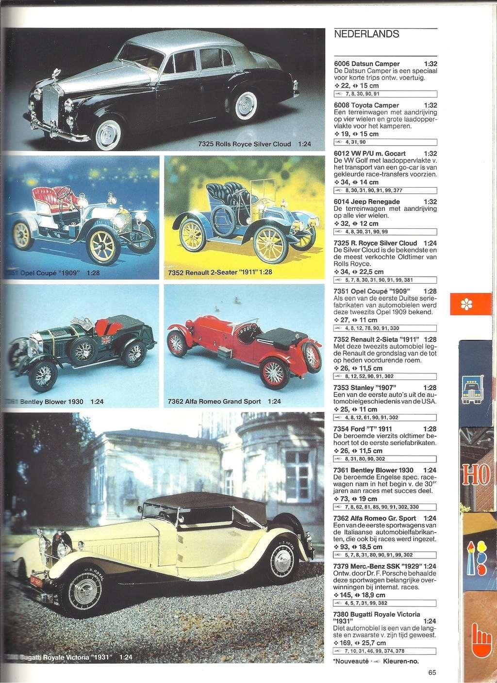 1984 - [REVELL 1984] Catalogue 1984  Revel189