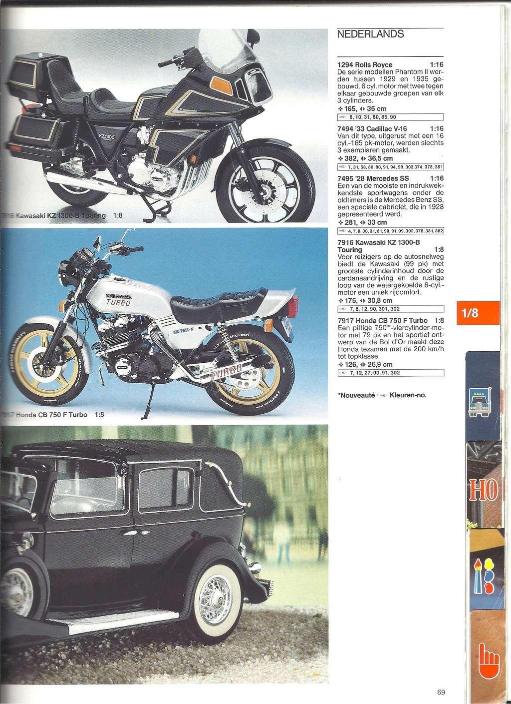 1984 - [REVELL 1984] Catalogue 1984  Revel190