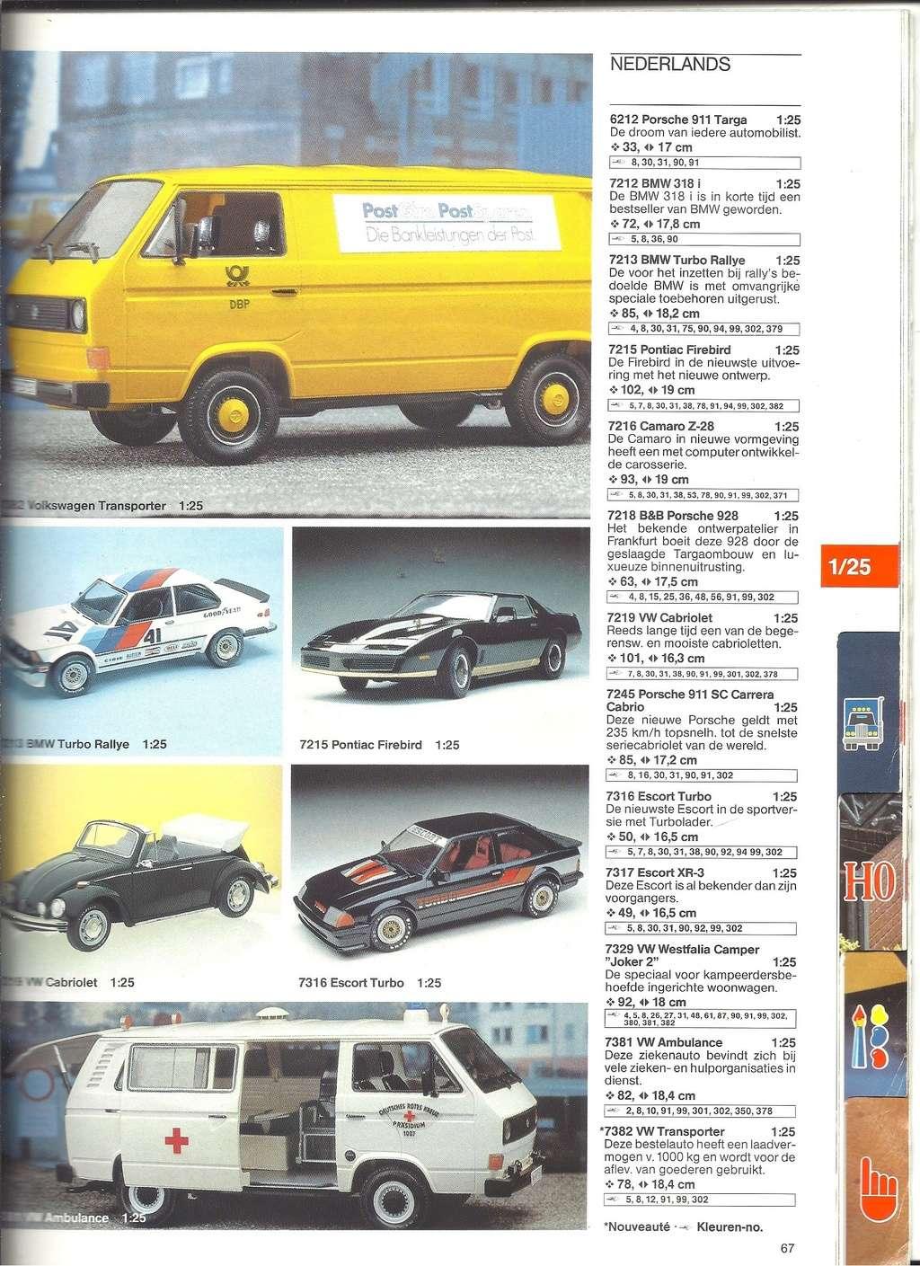 1984 - [REVELL 1984] Catalogue 1984  Revel191