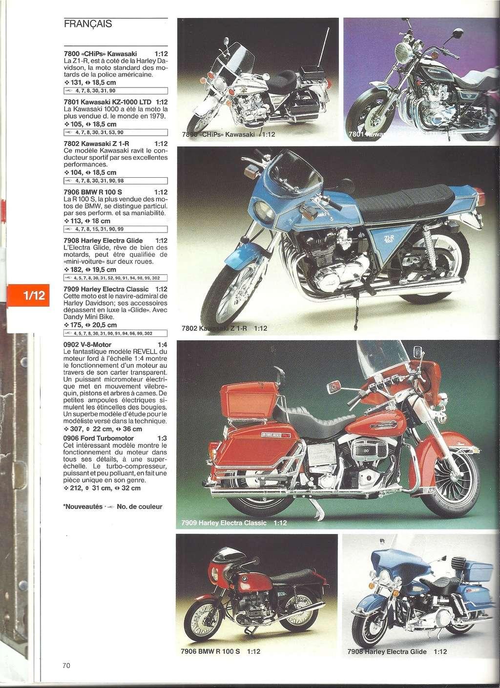 1984 - [REVELL 1984] Catalogue 1984  Revel192