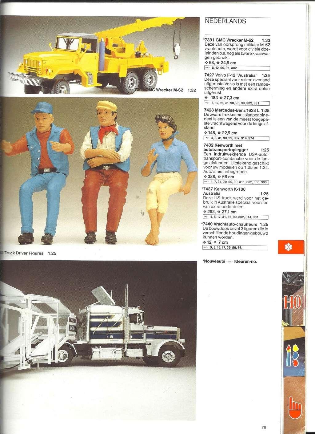 1984 - [REVELL 1984] Catalogue 1984  Revel197