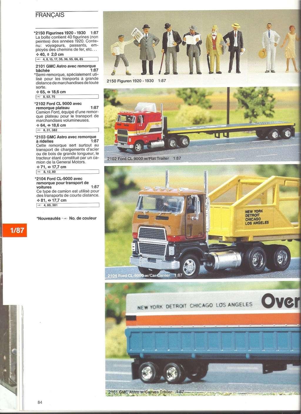 1984 - [REVELL 1984] Catalogue 1984  Revel202
