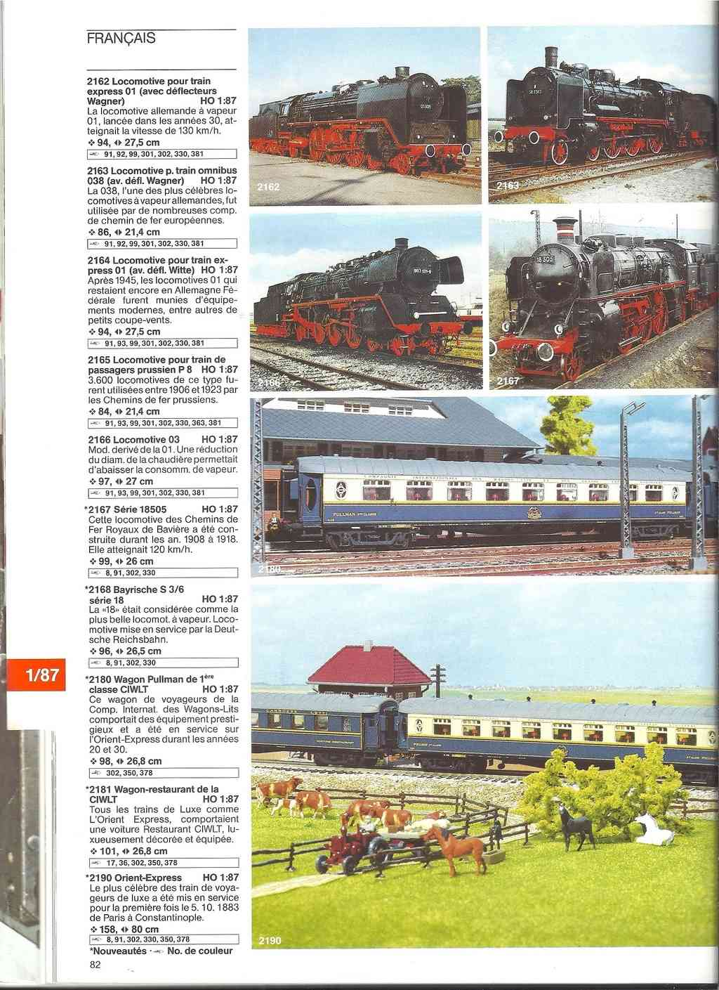 1984 - [REVELL 1984] Catalogue 1984  Revel205