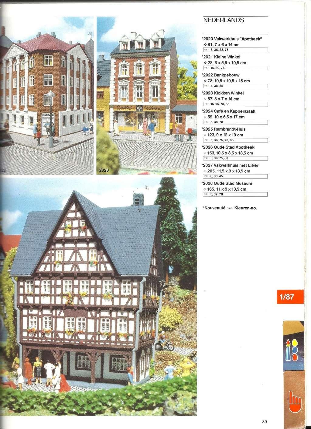 1984 - [REVELL 1984] Catalogue 1984  Revel209