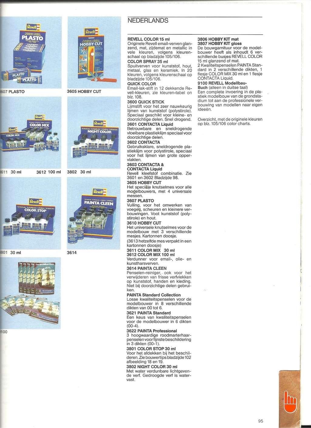 1984 - [REVELL 1984] Catalogue 1984  Revel215