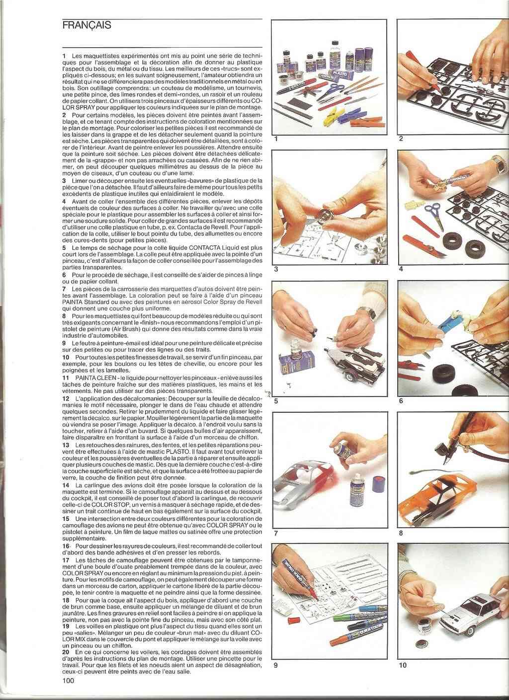 1984 - [REVELL 1984] Catalogue 1984  Revel222