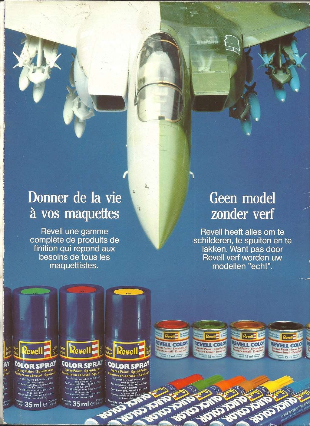 1984 - [REVELL 1984] Catalogue 1984  Revel230