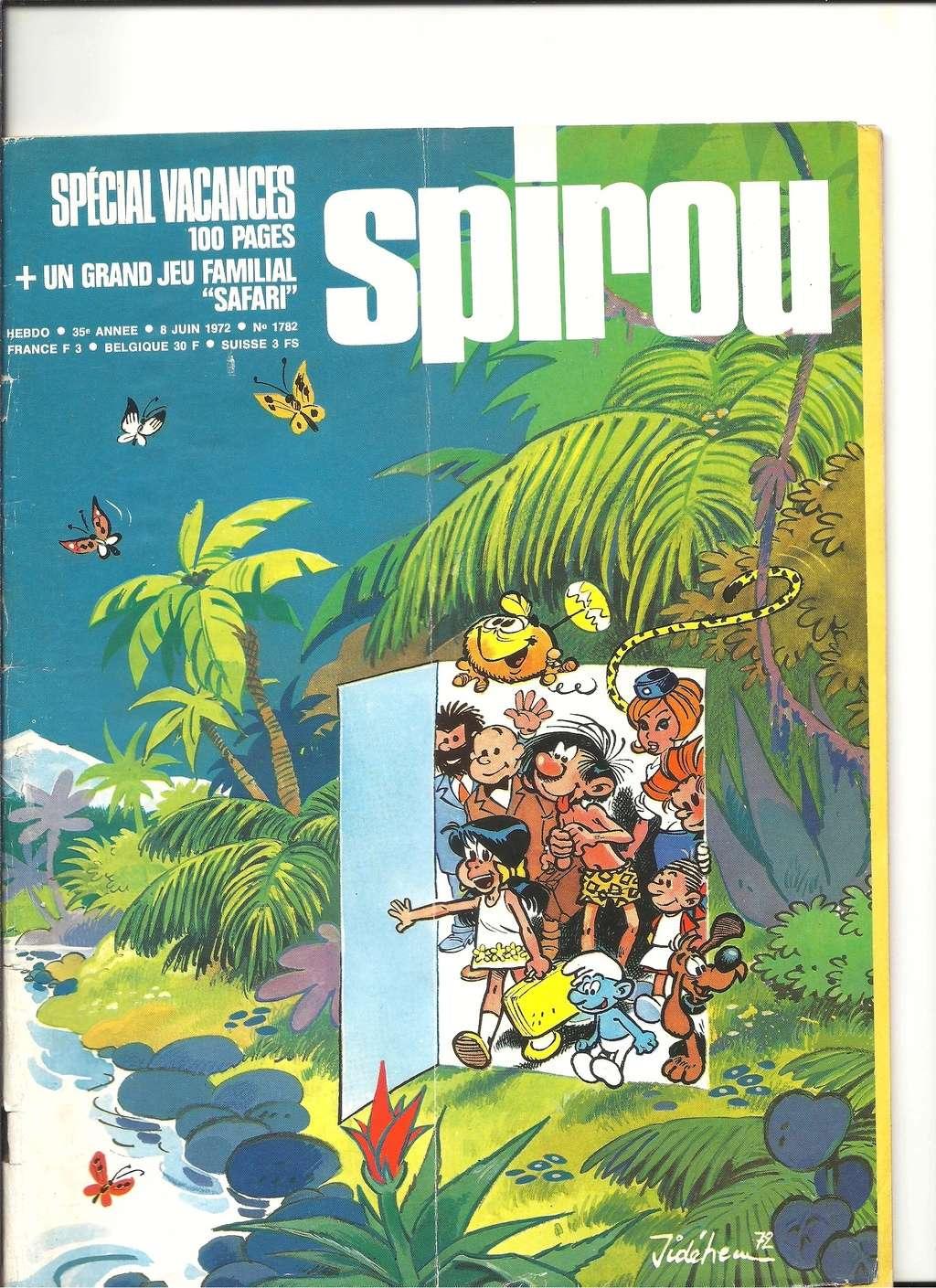 rubrique hommage  à Mister Kit  - Page 3 Spirou11