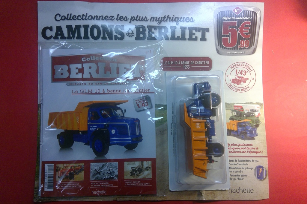 Collection camions BERLIET au 43ème par HACHETTE  Win_2045