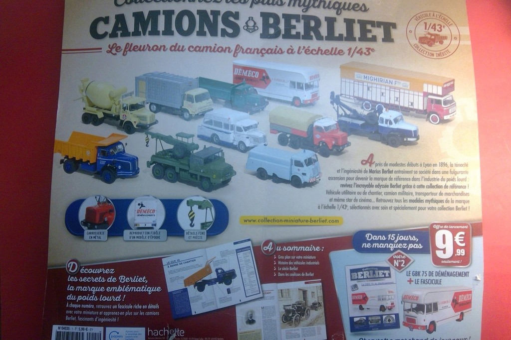 Collection camions BERLIET au 43ème par HACHETTE  Win_2046