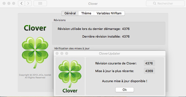 Clover Créateur-V8  - Page 3 138