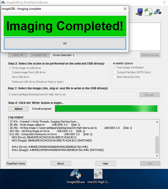 Clef USB macOS Mojave / macOS High Sierra / macOS Sierra dans Windows - Page 23 X38