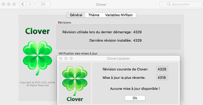 Clover Créateur-V8  X57