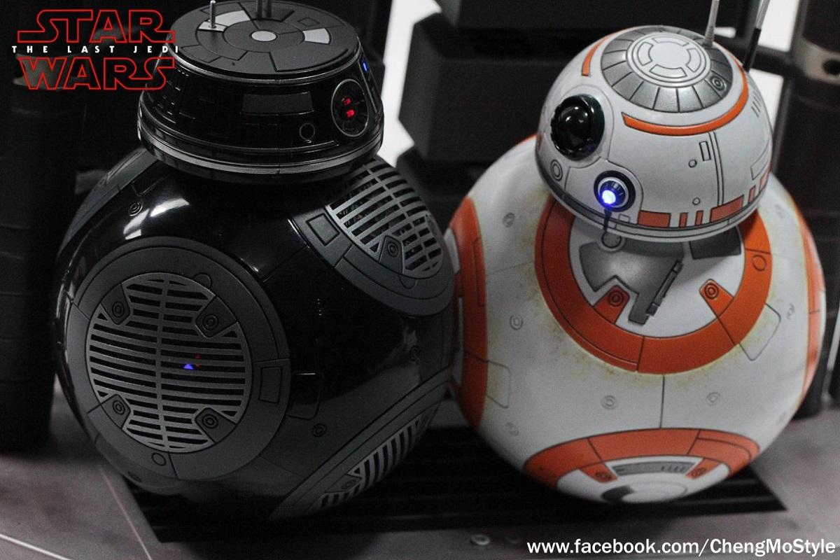 MMS440: Star wars The Last Jedi BB8 34366810