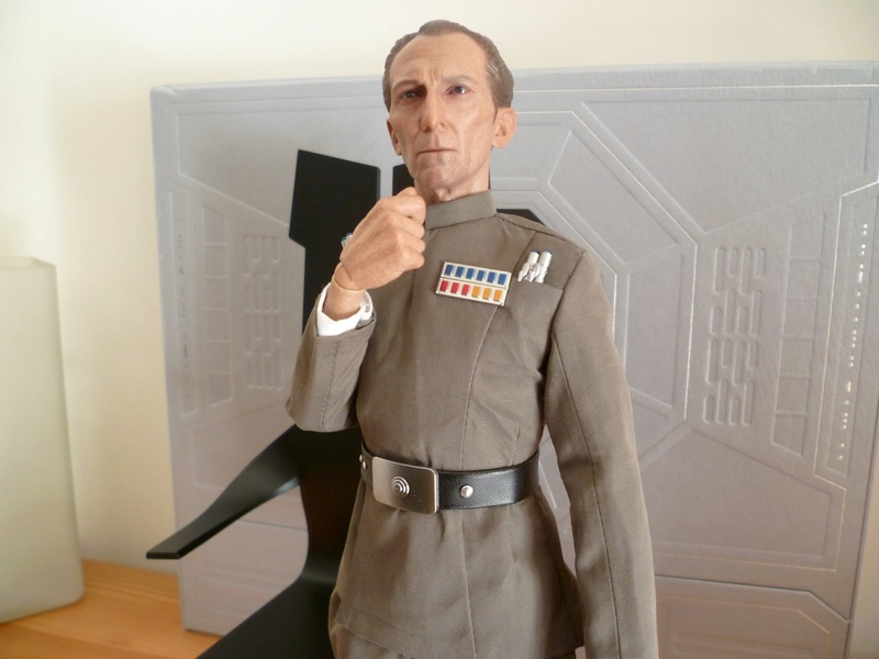 MMS???: Star wars : ANH - Moff Tarkin P1040338