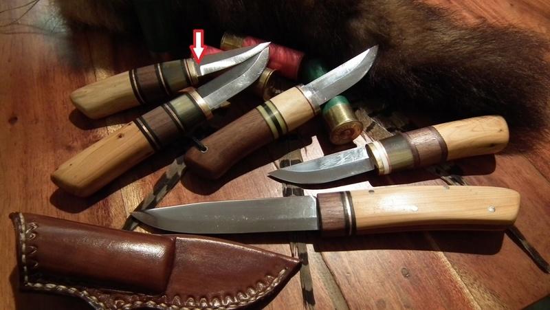 Mes projets-couteaux divers... - Page 3 Dscf0415