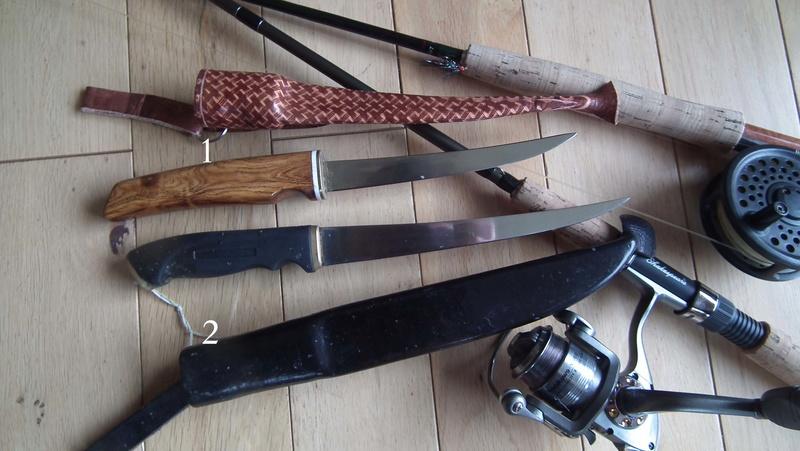 Votre couteau, votre préférence au jour le jour : pliant, dague ?  - Page 4 Fishin10