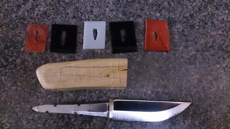 Mes projets-couteaux divers... - Page 6 Lauri714