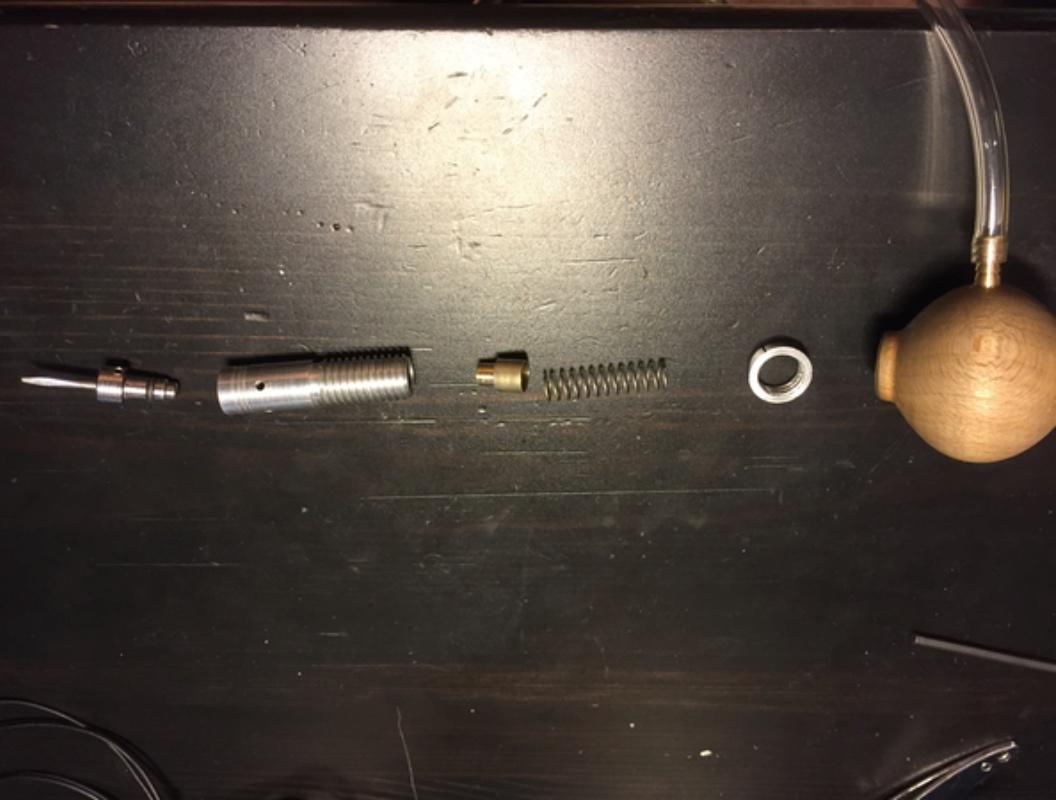 Echoppe pneumatique sans compresseur Img_3013