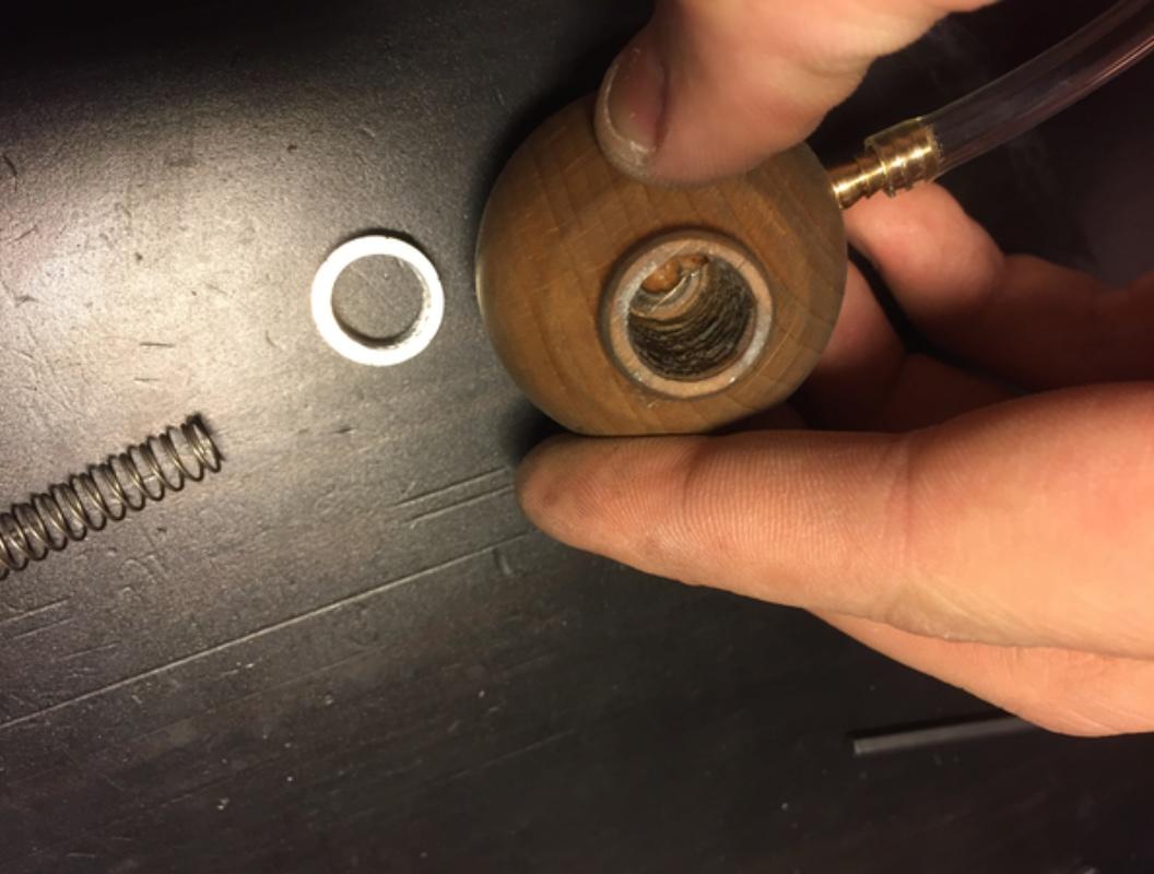 Echoppe pneumatique sans compresseur Img_3021