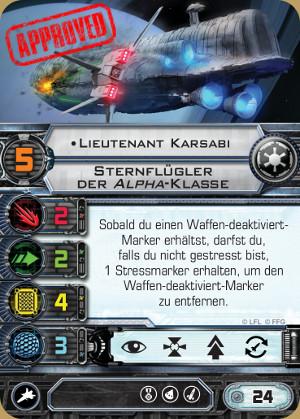 [X-Wing] Komplette Kartenübersicht - Seite 3 Lieute10