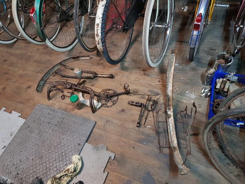 Vélo homme marque inconnu 20180113