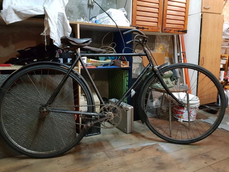 Vélo homme marque inconnu 20180211