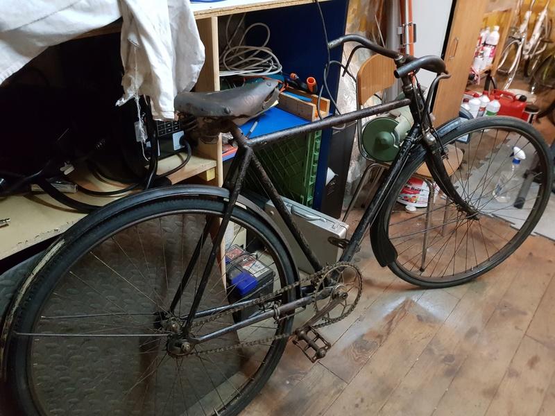 Vélo homme marque inconnu 20180212