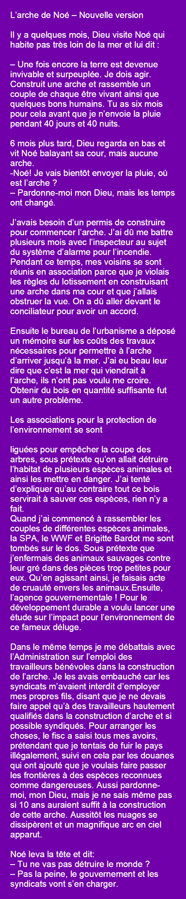 HUMOUR - blagues - Page 18 Ofcefl10