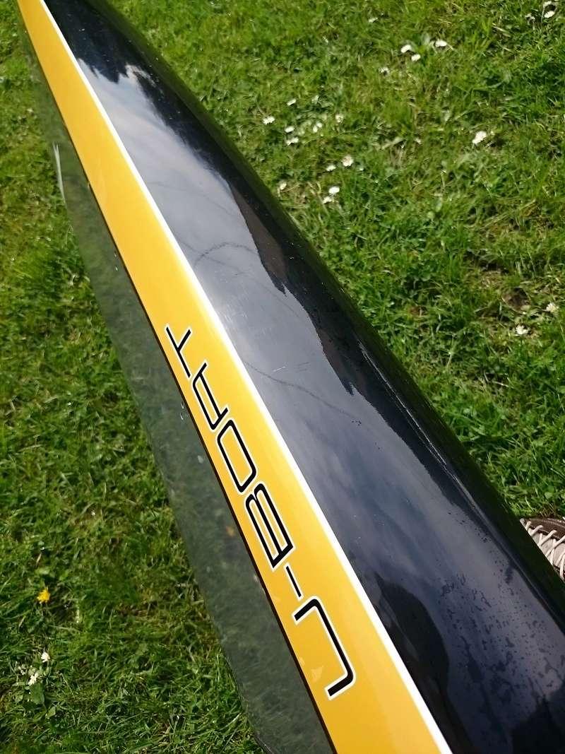 Jimmy Lewis U-Boat 14'x25 - 870 € / Vendue Dsc_0111