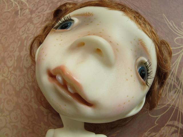Funny selfies de mes dolls : Gabrielle, Brutus et Patafix Img_6823