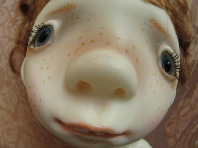 Funny selfies de mes dolls : Gabrielle, Brutus et Patafix Img_6824