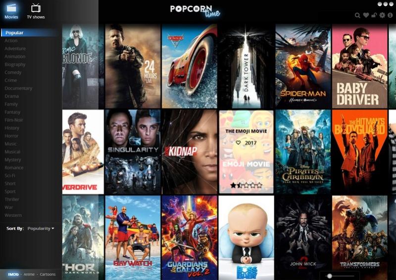 Popcorn Time 6.1.0 126