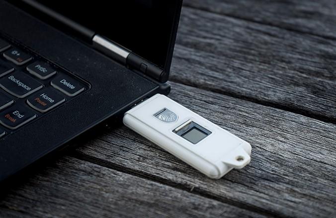 SecureKey: Προσφέρει βιομετρική ασφάλεια δακτυλικών αποτυπωμάτων για τους κωδικούς σας 127