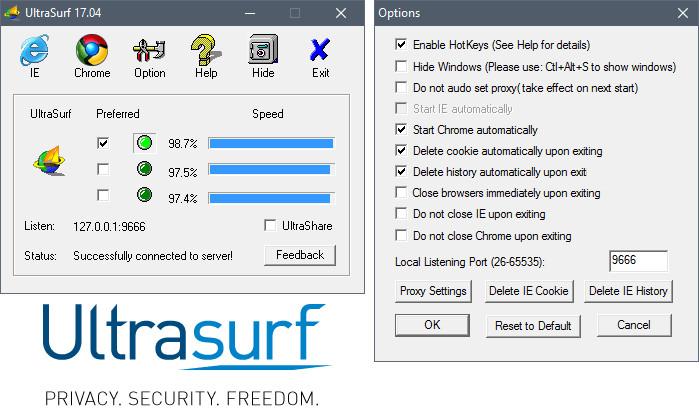 UltraSurf 19.02 15106410