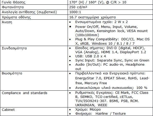 Μια νέα πρόταση για καλύτερη παραγωγικότητα, με τις πιο πρόσφατες Philips 221B8 και 243S5 Full HD οθόνες  324