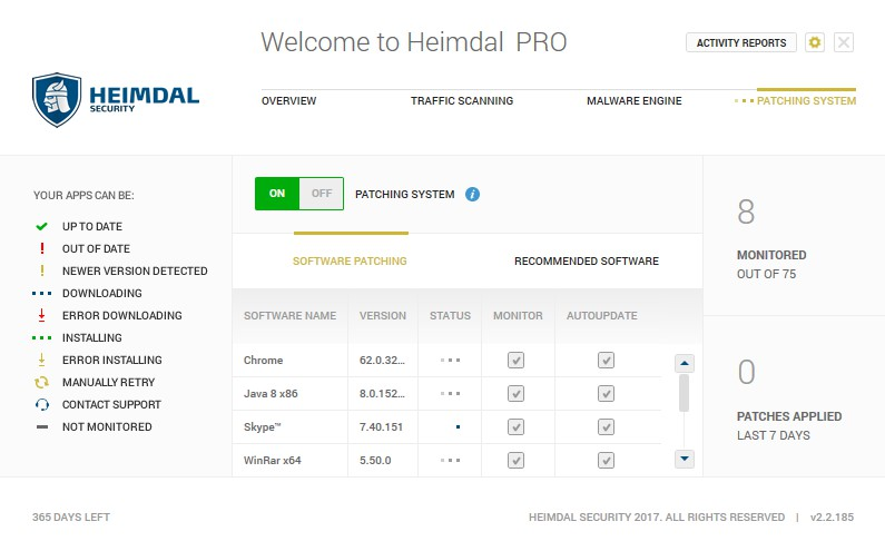 Heimdal PRO (Review) 414