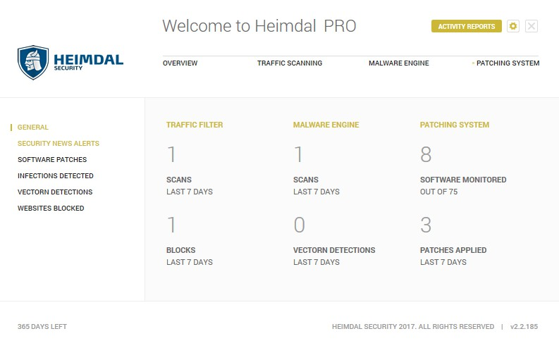 Heimdal PRO (Review) 610