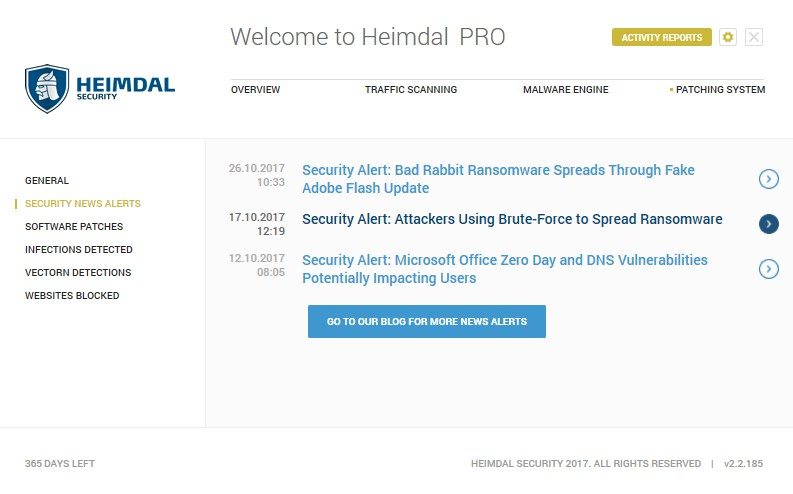 Heimdal PRO (Review) 710
