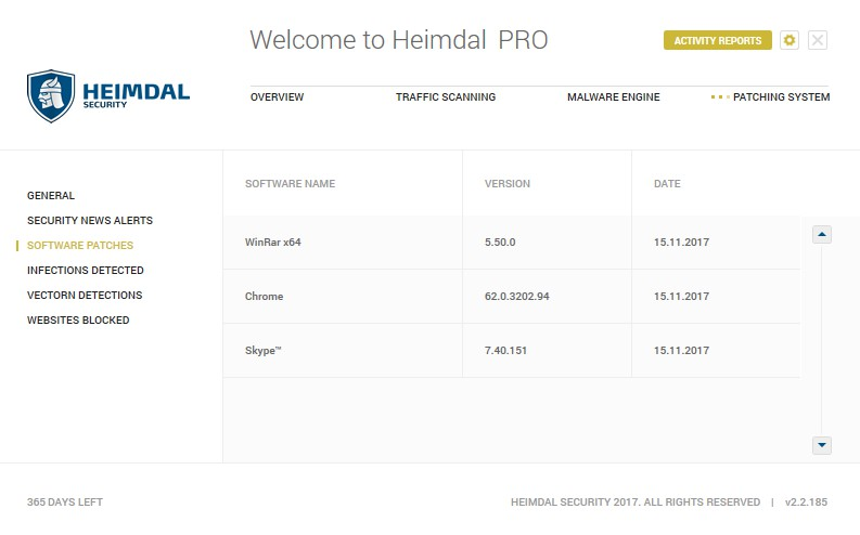 Heimdal PRO (Review) 810