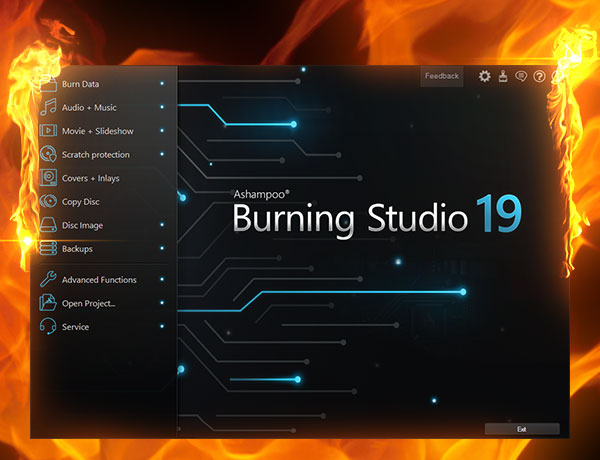 Ashampoo Burning Studio 19 (Review) Box110