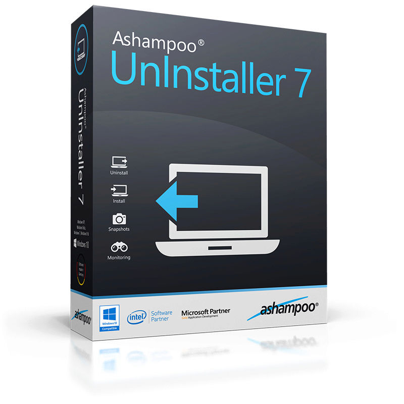 Ashampoo UnInstaller 7 (Review) Box_as10