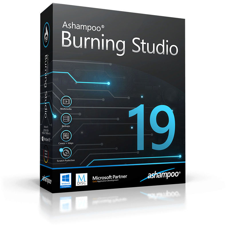 Ashampoo Burning Studio 19 (Review) Box_as11