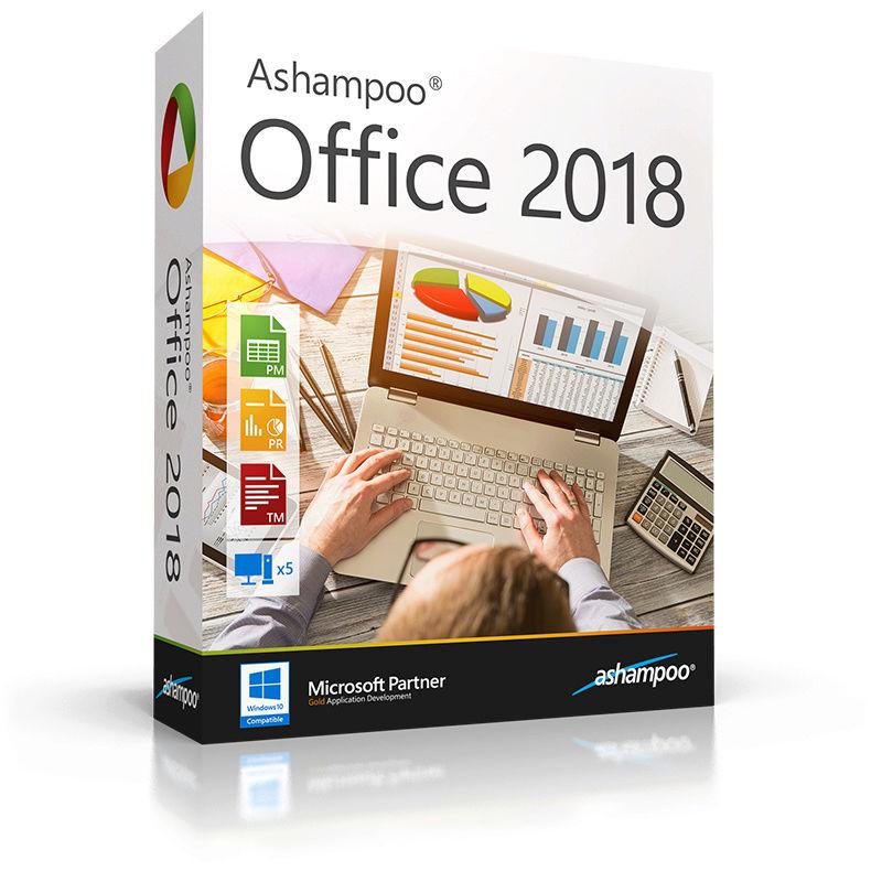 Ashampoo Office 2018 (Review) Box_as12