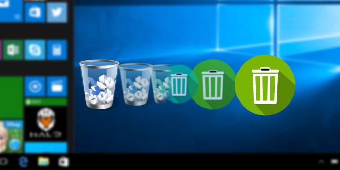 Windows 10: 3 τρόποι για να προσαρμόσετε τα εικονίδια της επιφάνειας εργασίας Custom10