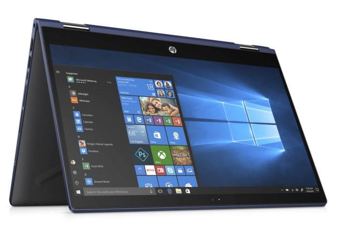 Η HP αποκάλυψε τα laptops Pavilion x360 Hp-pav11