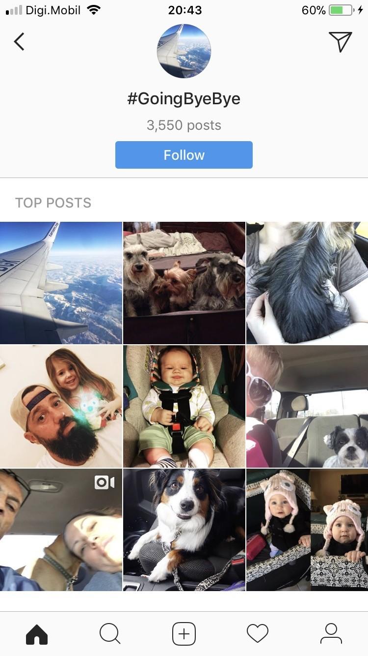 Αναβάθμιση του Instagram για iOS δίνει πλέον την δυνατότητα στους χρήστες να ακολουθούν Hashtags που τους αρέσουν Instag10