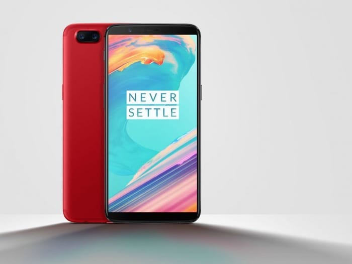 OnePlus 5T: Λανσαρίστηκε σε κόκκινο χρώμα στην Κίνα  Lava-r11