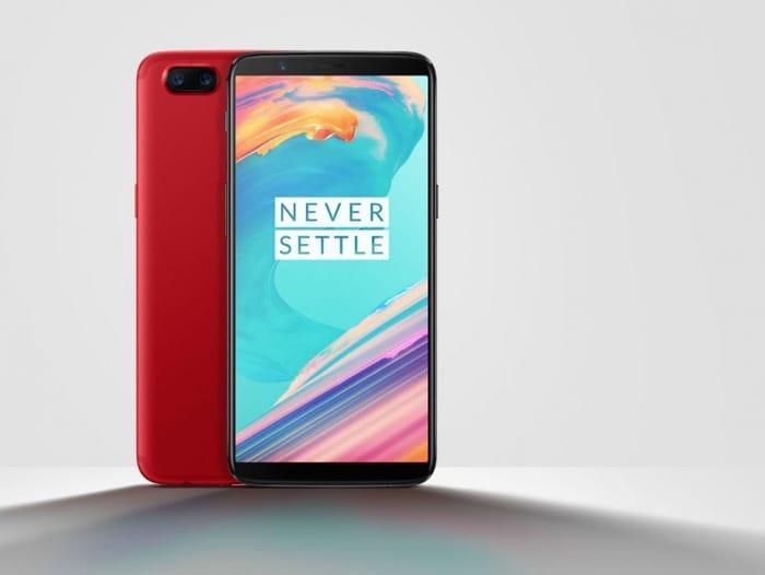 OnePlus 5T: Λανσαρίστηκε σε κόκκινο χρώμα στην Κίνα  Lava-r11